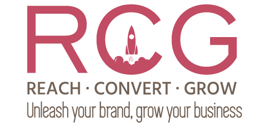 Reach Convert Grow Homepage